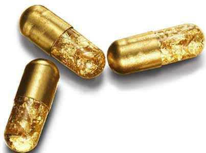 Supplements can be worth their weight in Gold