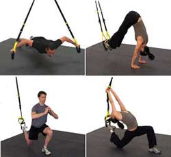 Trx Suspension Trainer Exercise at home