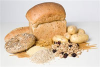 obstacle race nutrition tips - carbohydrates