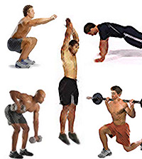 squats for functional training