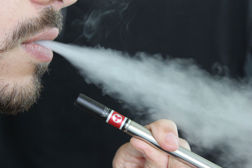 Is Second-Hand Vaping Harmful?