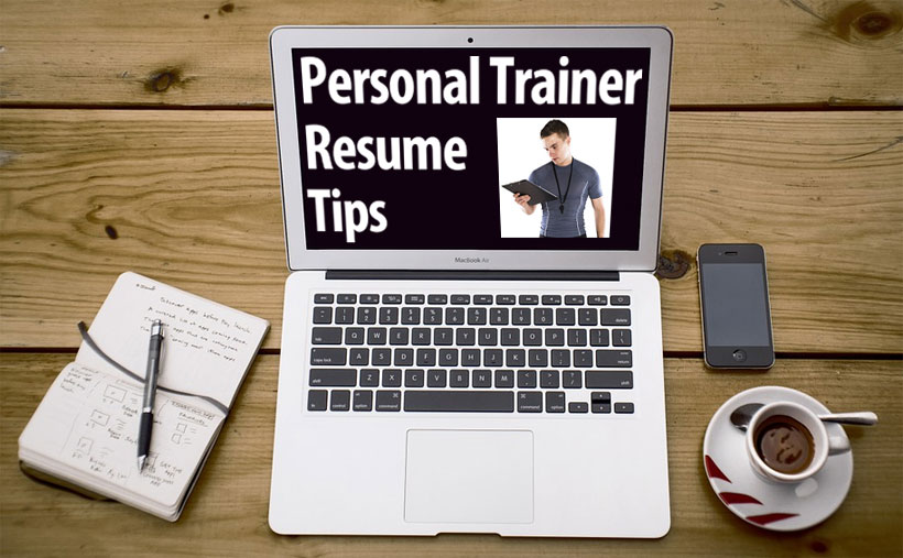Personal Trainer Resume Tips