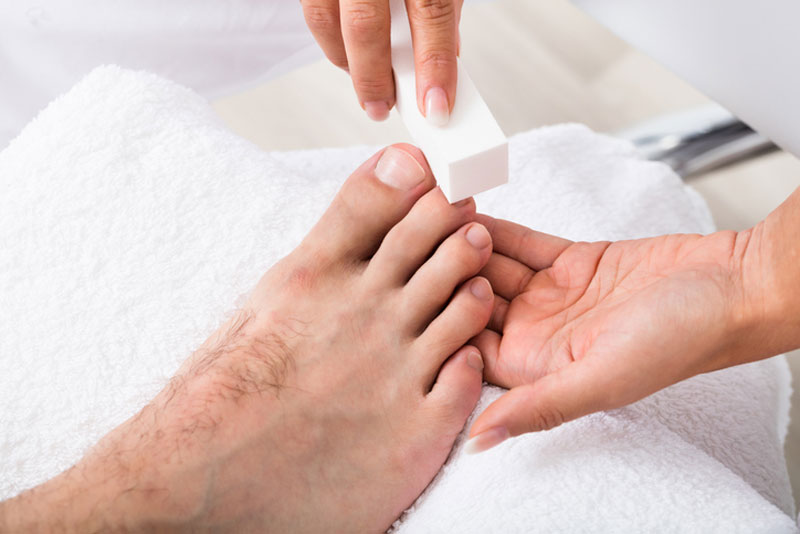 Why Pedicures Are Equally Important for Men