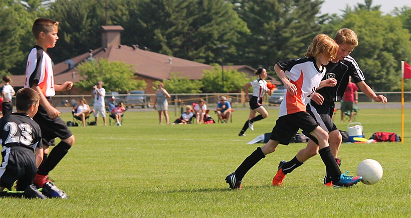 5 Ways Young Athletes Can Increase Their Performance